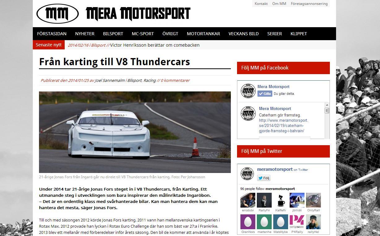 Mera Motorsport