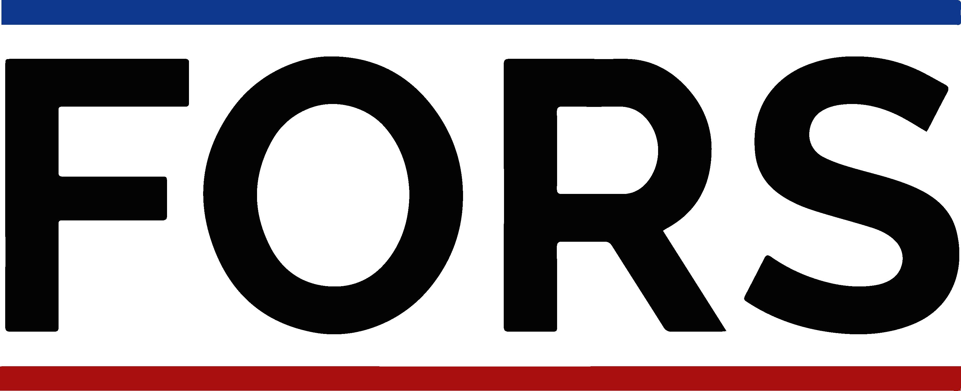 Fors logo 2017 Transparent PNG